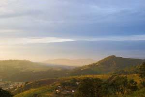 Vista de Serra Negra (lugar calmo pra passar as férias)